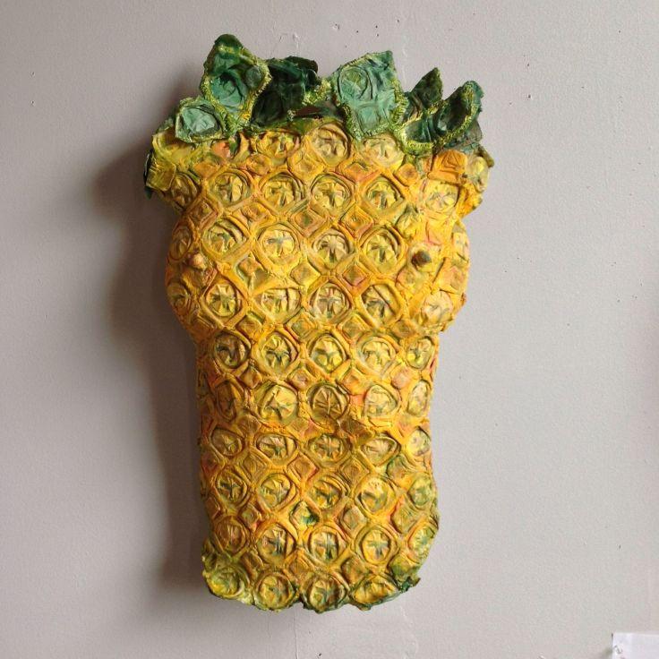 Pineapple torso